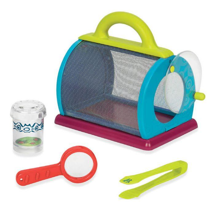 B. Bug Bungalow is an amazing educational toy for girls and boys.