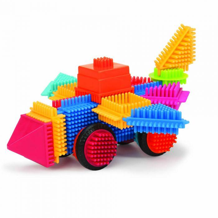 Bristle Block Big Value Case 85pc,NZ, Online, kids toys, children's toys,18months +age