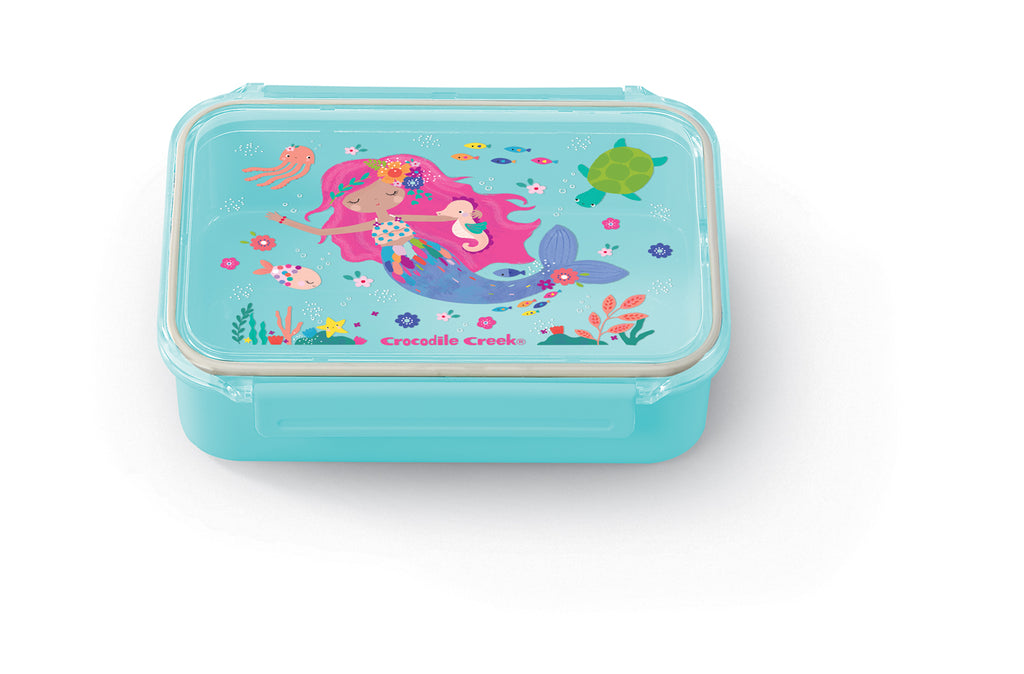 Crocodile Creek Bento Box Mermaid high quality to last for kids The Toy Wagon