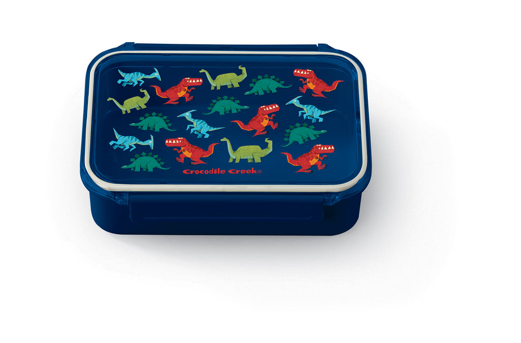 Crocodile Creek Bento Box Dinosaurs high quality to last for kids The Toy Wagon