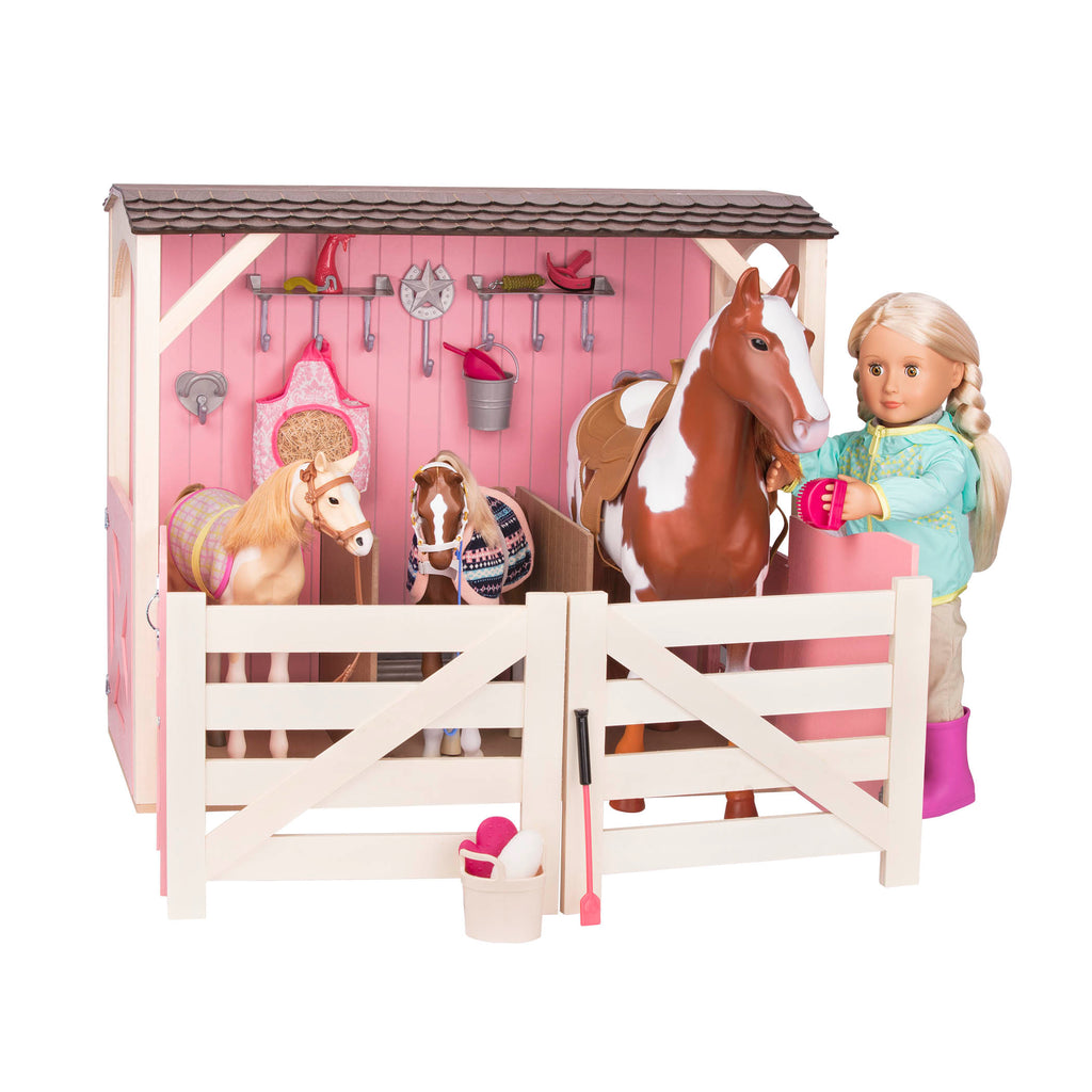 Our Generation Saddle-Up Stables
