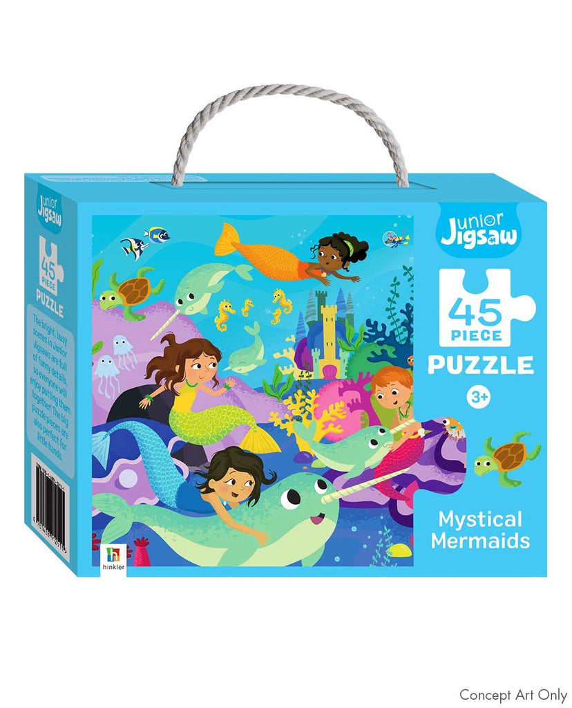 Junior Jigsaw Small: Mystical Mermaids