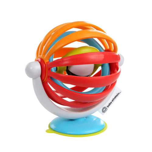 Baby Einstein Sticky Spinner suction toy for little fingers The Toy Wagon