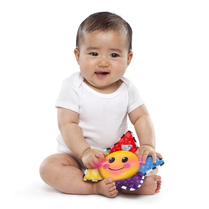 Baby Einstein Star Bright Symphony is the best infant toy to engage kids.
