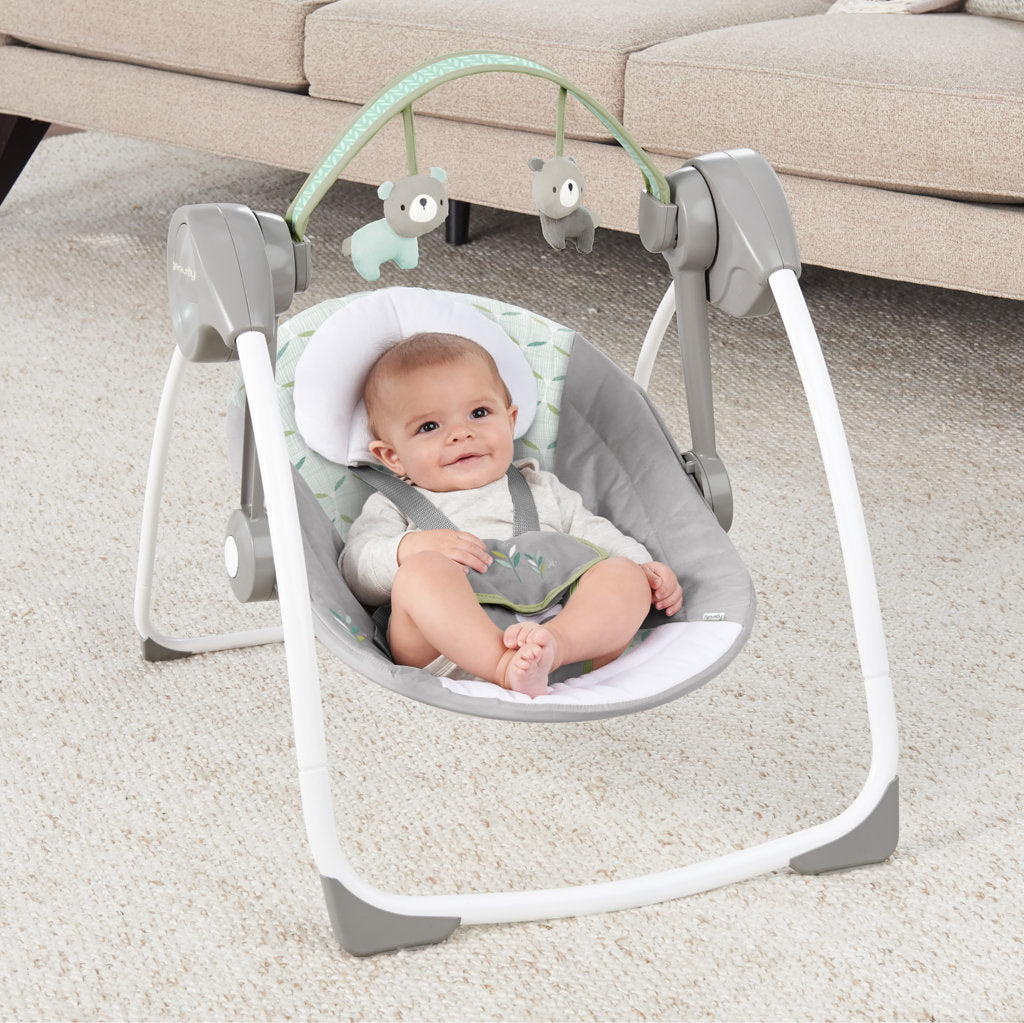 Ingenuity Comfort2Go Portable Swing - Kendrick baby swing The Toy Wagon