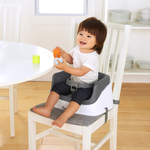 Ingenuity Slate Boost Me Up Toddler Seat
