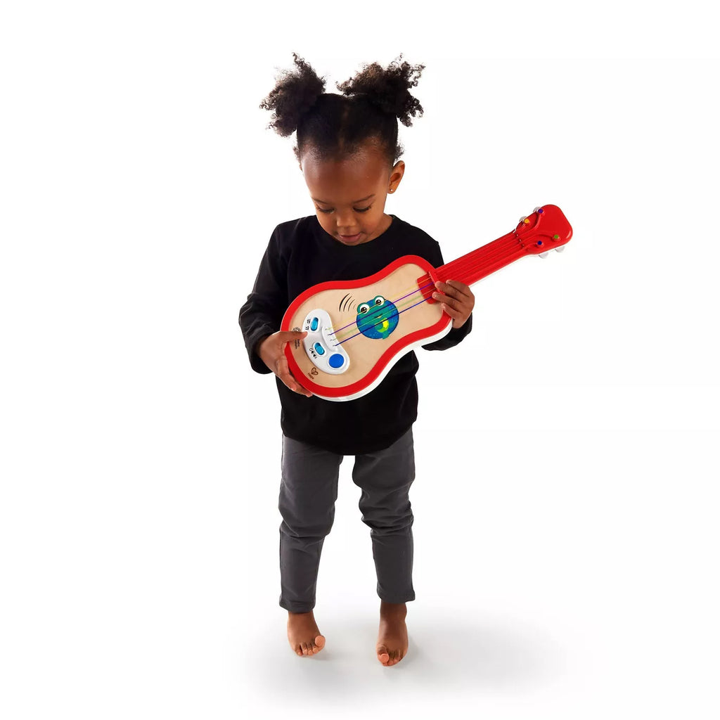 Baby Einstein Hape Magic Touch Ukulele music wooden toy The Toy Wagon