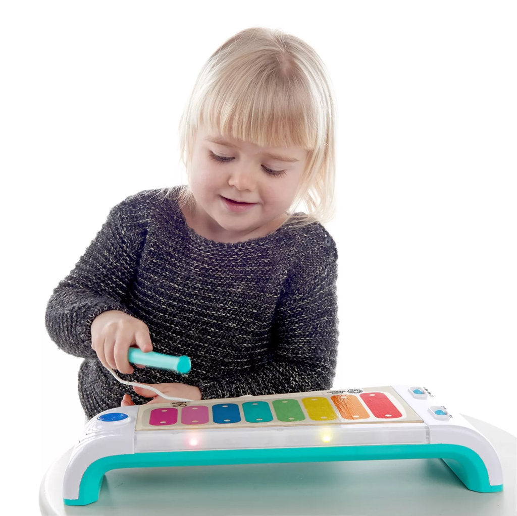 Baby Einstein Hape Magic Touch Xylophone music wooden toy The Toy Wagon