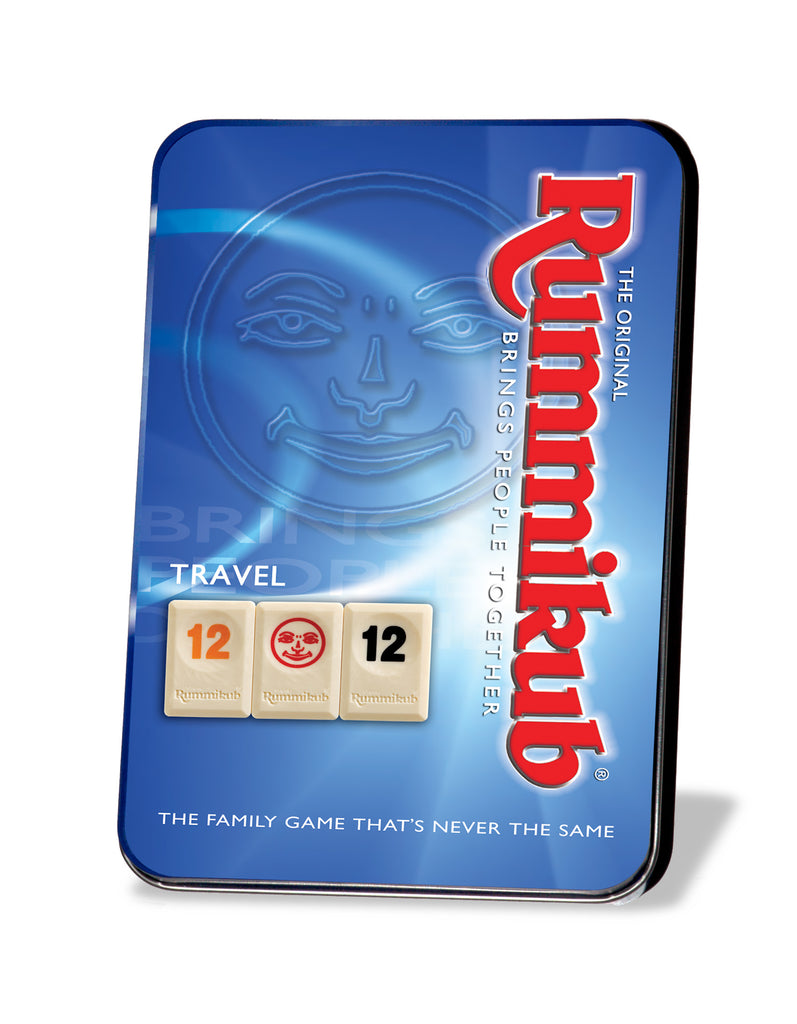 Rummikub Travel in Tin