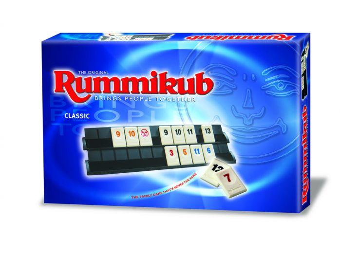 Rummikub Classic is your perfect companion for the ultimate Rummikub experience!