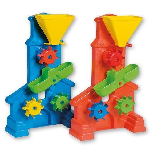 Summertime Sand & Water Wheel 41cm is a great accessory to have for winter and summer water and sand play.