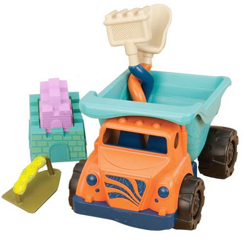 B. Sand Truck - The Toy Wagon