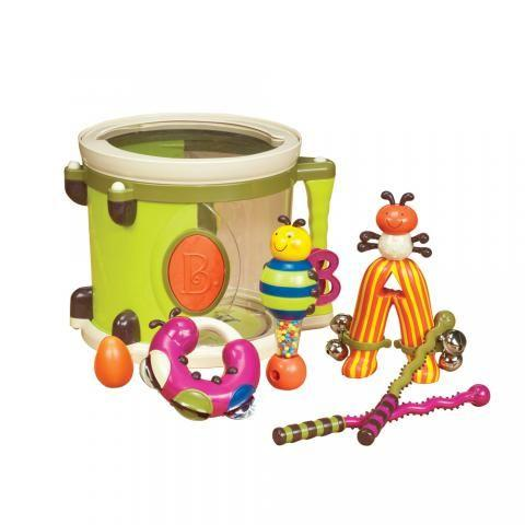 B. Parum Pum Pum is an amazing learning kids toys for girls and boys.
