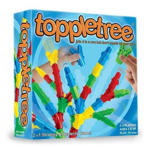 Toppletree - The Toy Wagon