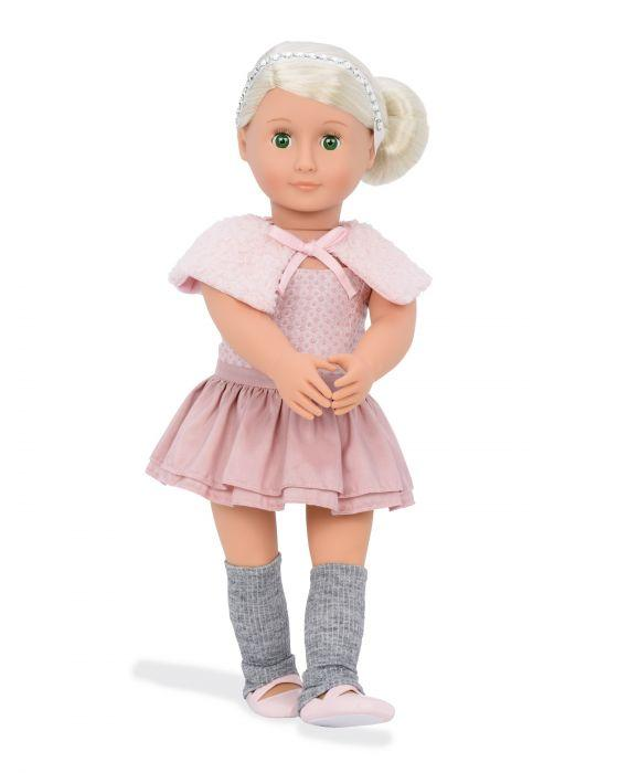"Our Generation 18"" Regular Doll - Alexa is an amazing doll for creative play for young girls."