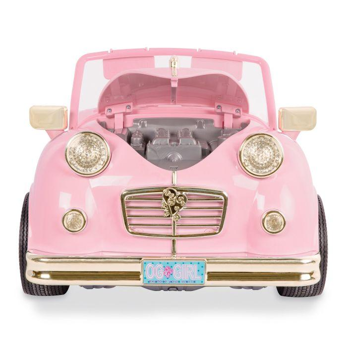 "Our Generation Retro Car for 18"" Doll - The Toy Wagon"