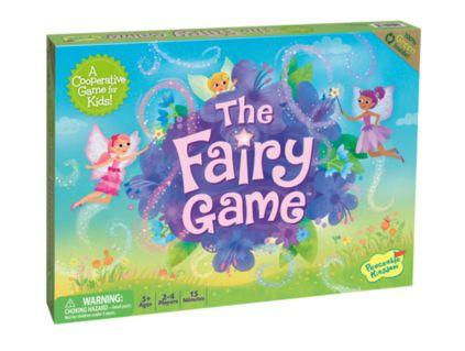 Peaceable Kingdom Cooperative Game - The Fairy Game is the board game that every girl needs.