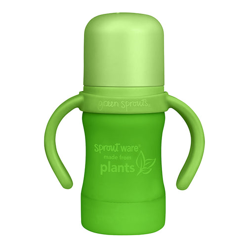 Sprout Ware Sippy Cup made from Plants-6oz-Green-6mo+