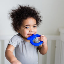 Load image into Gallery viewer, Silicone Fruit Teether Blueberry