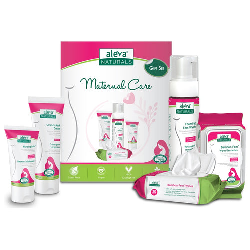 Aleva Natural Maternal Care Gift Set