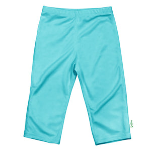 Breathable Sun Pants-Aqua