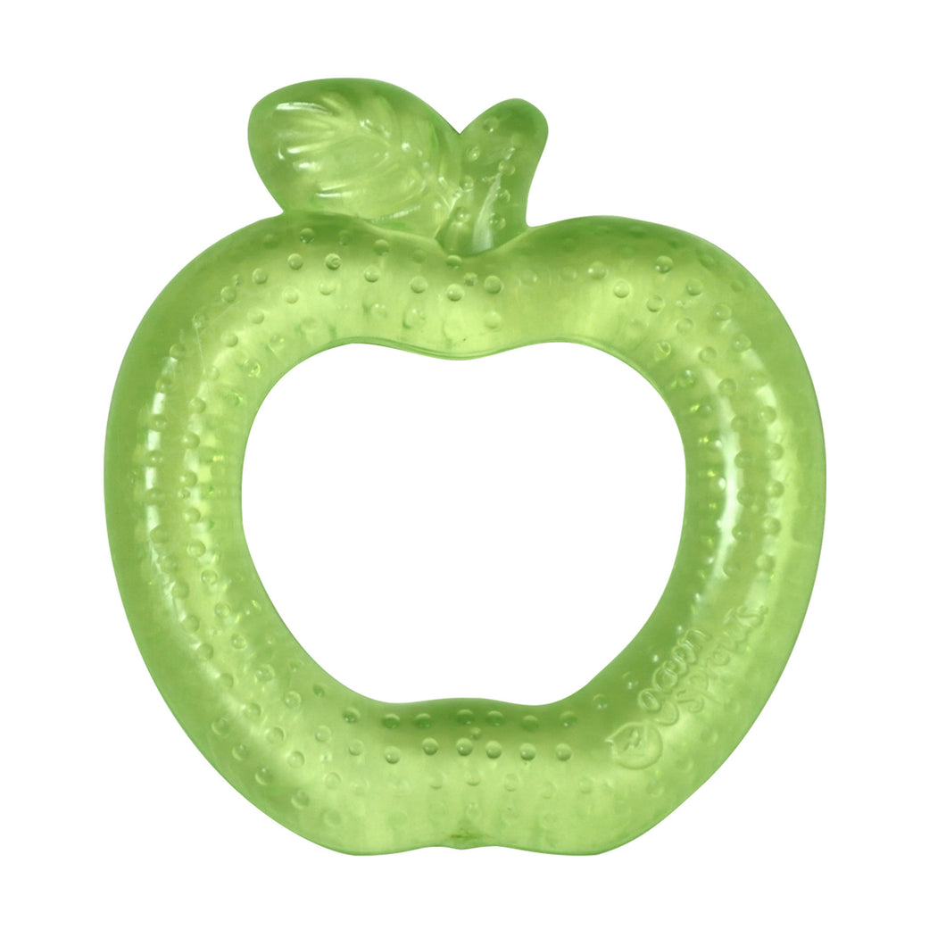 Cooling Teether-Green Apple-3mo+