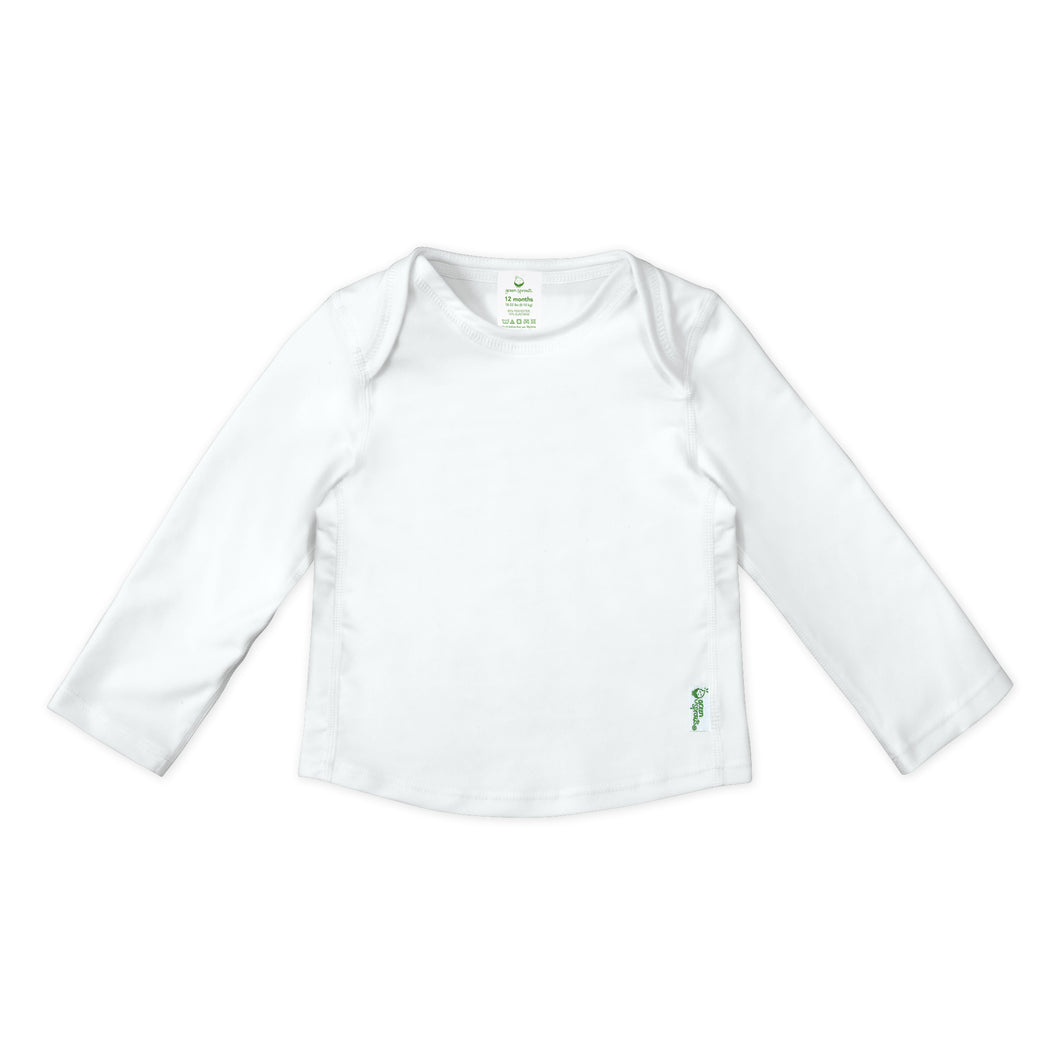 Easy-On Rashguard Shirt-White