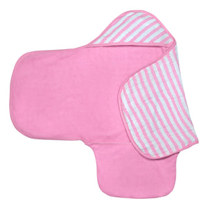 Bath Swaddle Pink