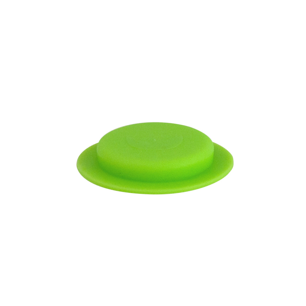 Replacement Travel Disk For Glass Sip & Straw Cup - Green