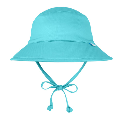 Breathable Bucket Sun Protection Hat-Light Aqua