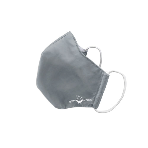 Reusable Face Mask Adult-Gray