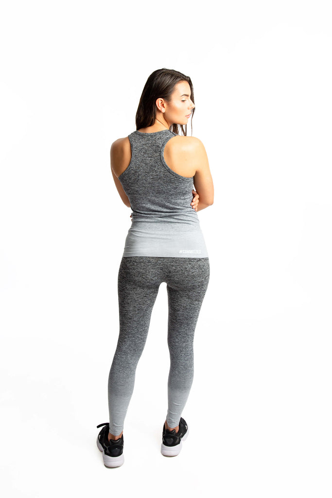 Fade Out Workout Leggings