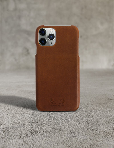 iPhone 11 Pro Case - Brown