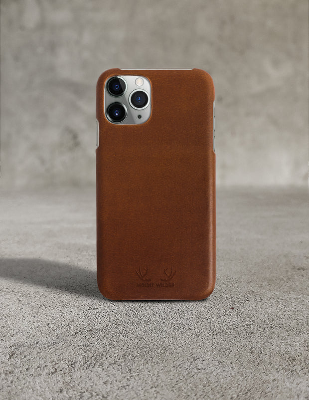 Oslo iPhone 11 Pro Case - Brown