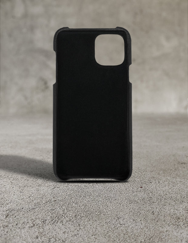 Oslo iPhone 11 Pro Max Case - Black