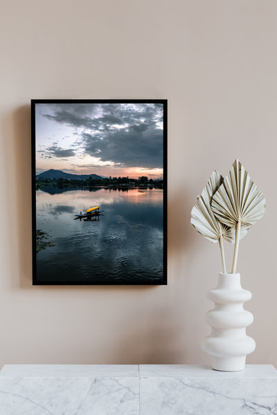 Tranquility Wall Art by Zaid