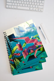 Karma Notebook by Kartikey