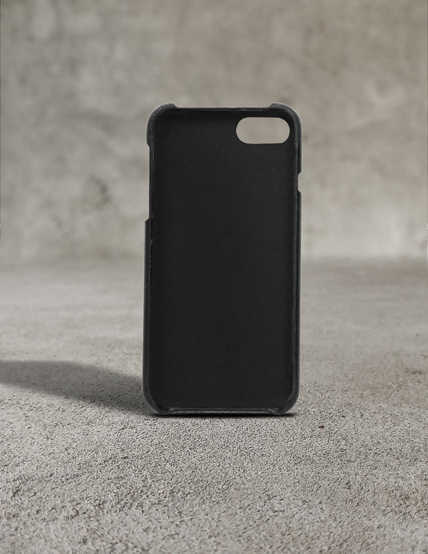 Oslo iPhone 8 Case - Black