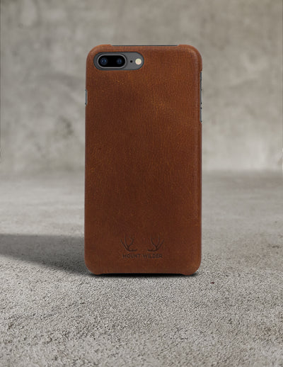 Oslo iPhone 7 Plus Case - Tan (Brown)