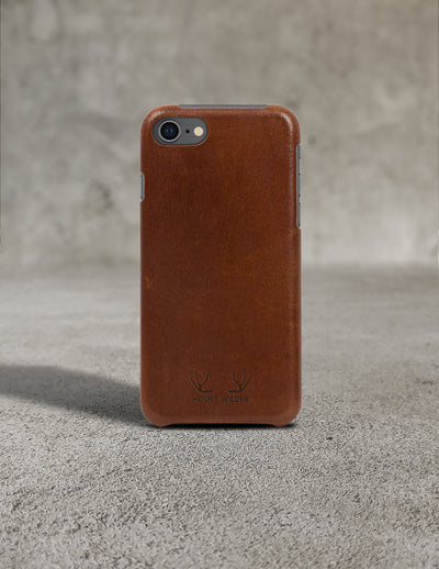 iPhone 8 Case - Tan (Brown)