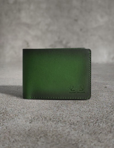 Havana Bifold Wallet - Rainforest
