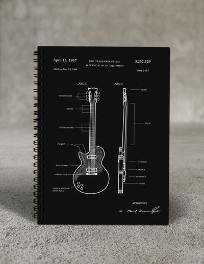 Six-Strings Notebook