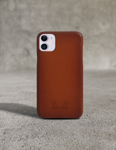 Havana iPhone 11 Case - Tan