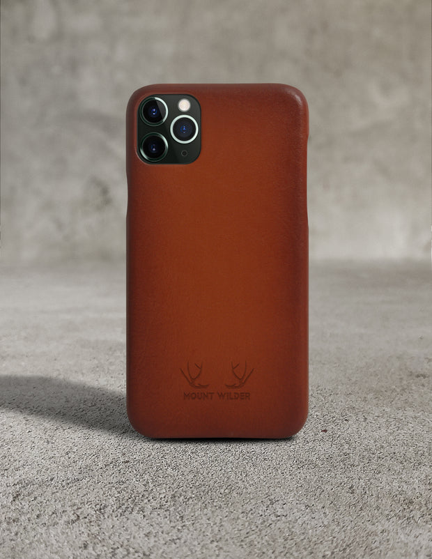 Havana iPhone 11 Pro Max Case -Tan