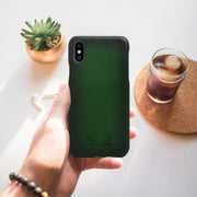 Havana iPhone X Case - Rainforest