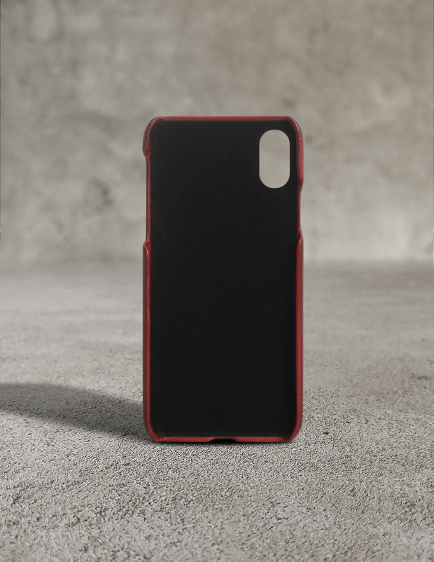 Havana iPhone XS Case - Lava