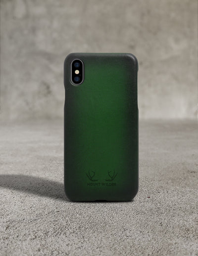 Havana iPhone XS Case - Rainforest