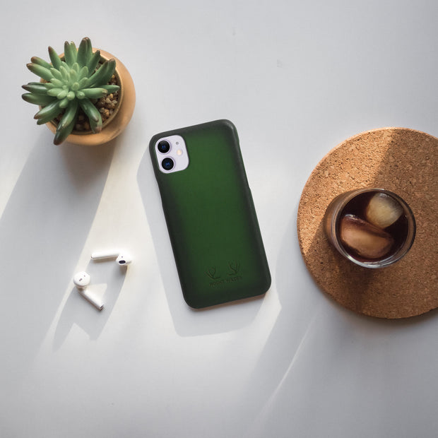 Havana iPhone 11 Case - Rainforest