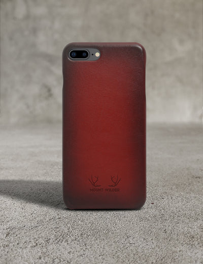 Havana iPhone 7 Plus Case - Lava