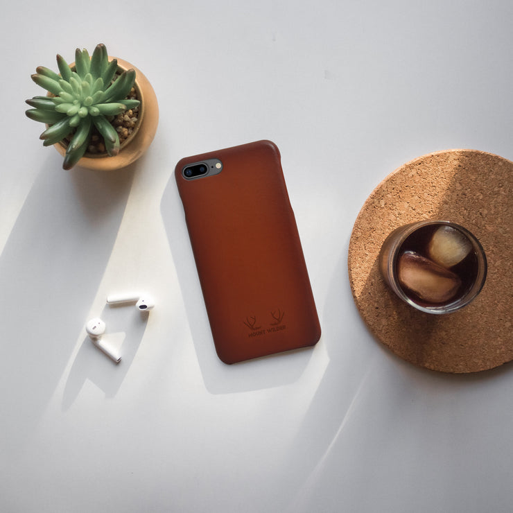 Havana iPhone 7 Plus Case - Tan
